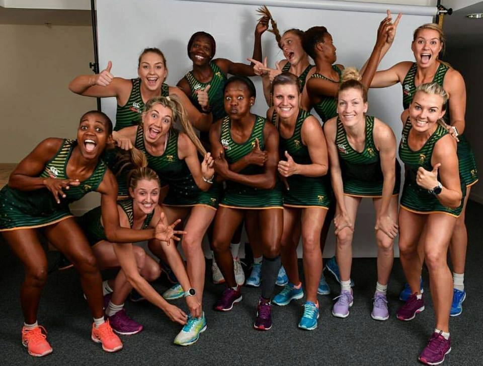 SPAR PROTEAS SHINE AGAINST WORLD NUMBER TWO IN QUAD SERIES