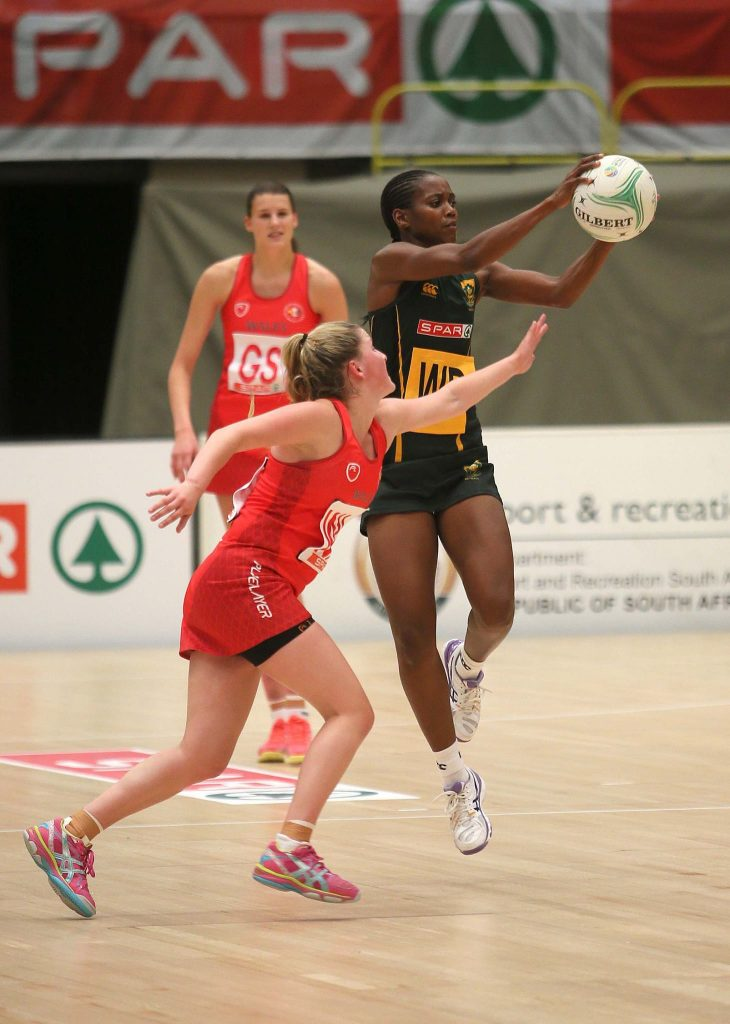 COMFORTABLE WIN FOR PROTEAS IN INTERNATIONAL NETBALL CHALLENGE