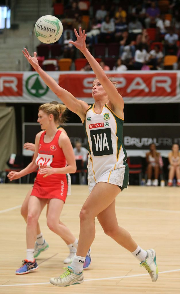 PROTEAS CLINCH NETBALL SERIES AGAINST WALES